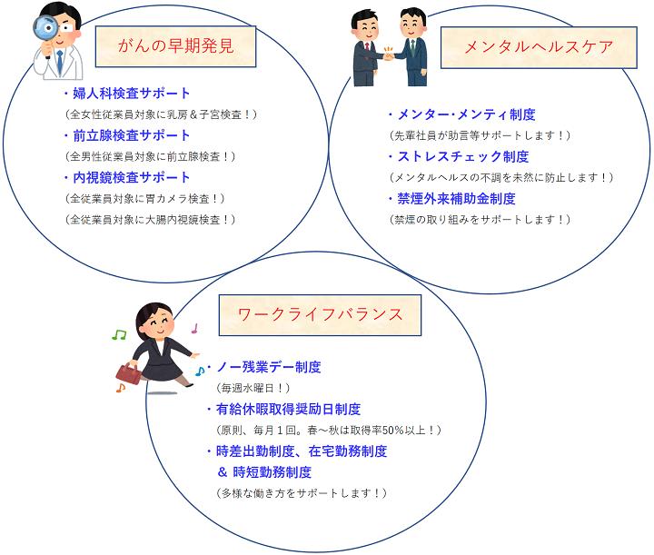 ヘルスケアプログラム 図